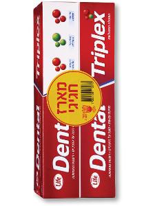 Life Dental משחת שיניים טריפלקס