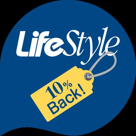 LifeStyle 10% Back