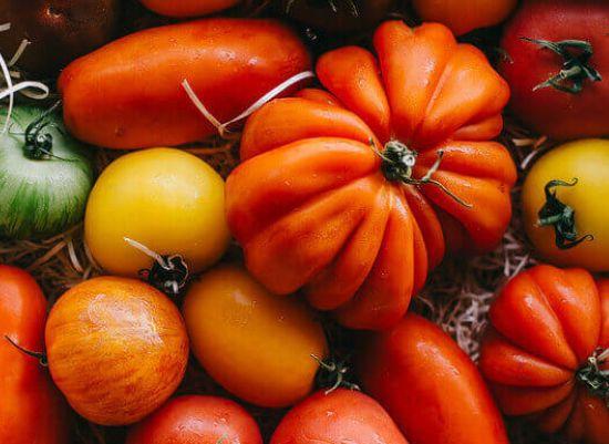 העשירו את התזונה במזון עשיר בבטא קרוטן