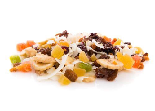 פירות יבשים יכולים בקלות לענות על הצורך במתוק. תמרים, דבלים, צימוקים, משמשים, אננס, פפאיה, חמוציות ועוד