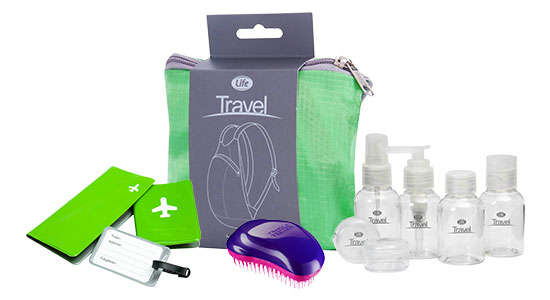 תיקים ומוצרים לנסיעות