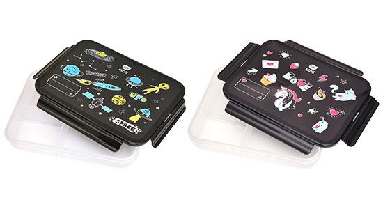 . ועכשיו אפשר להצטייד בקופסאות האוכל של Life Kids, בעיצוב חד קרן או איורי חלל.