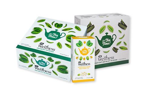 המחקר המליץ גם על שתייה קבועה של תה ירוק, תה אולונג, קמומיל ותה שחור.
