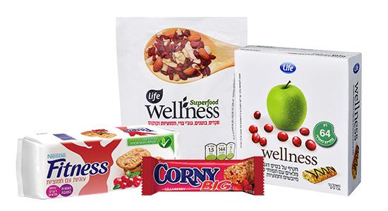 תוספת של חמוציות לתפריט היומי בהחלט תועיל לנו בדרך של תזונה פונקציונלית. חטיף קורני, לייף וולנס חמוציות, פיטנס עוגיות עם חמוציות.