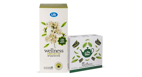 ניתן גם לצנן את הגוף בעזרת חליטות צמחים מצוננות, שיוסיפו גם קצת טעם ובריאות לשגרת החיים.