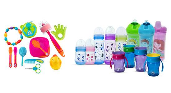 כל אביזרי התינוקות, מופקים על פי תקני הבטיחות הגבוהים ביותר, מיוצרים מחומרים בטוחים לשימוש וללא חומרים בעלי פוטנציאל מסכן