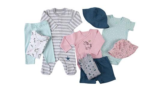 כל מוצרי הטקסטיל של Life Baby's נתפרו מ-100% כותנה איכותית, שתעטוף את התינוק שלכם ברכות.
