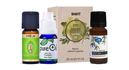 ניתן לטפטף ישירות טיפה של שמן עץ התה על הציפורן הנגועה, במקביל לטיפול הרפואי.