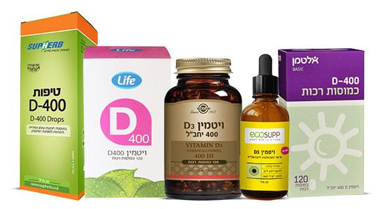 מחקרים מוכיחים כי במהלך ההריון יורדת כמות הויטמין D בגוף האישה באופן טבעי, ולכן מומלץ להיעזר בתוסף במקרה הצורך.