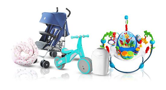 חגיגת הקניות shoppingIL מגוון* מוצרים לתינוק ולילד עד 60% הנחה