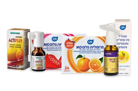 גם תוספת של ויטמין C ואבץ יועילו לטיפול בהצטננות, שפעת, דלקת גרון ושיעול. ניתן להיעזר בפתרונות נקודתיים כמו סוכריות למציצה או ספריי לגרון המכילים את הרכיבים הנחוצים הללו.