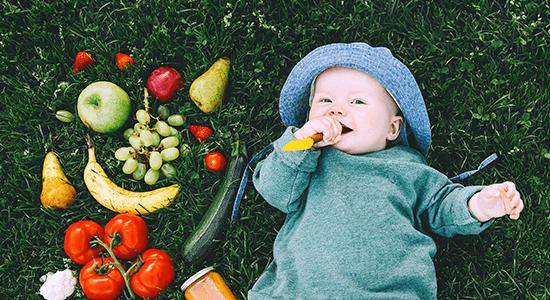 ארוחת טעימות: מהי התזונה הטובה לתינוק?