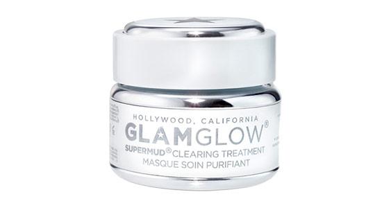 המסכה המטהרת של Glam Glow מסדרת supermud