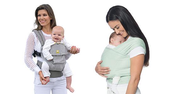 מנשאים הם דרך מצוינת לשמור על חום גוף התינוק, באמצעות העברת חום הגוף שלנו אליו.
