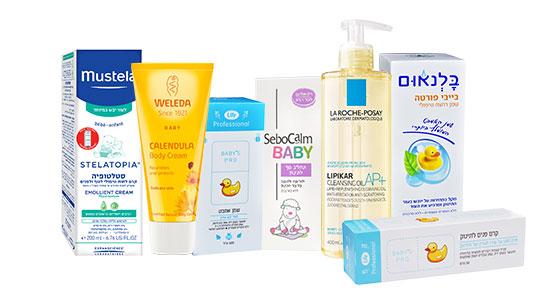 מומלץ גם להעדיף שמני רחצה ייעודיים, שיסייעו לשמור על העור מפני אובדן לחות.