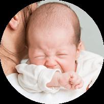 התינוק סובל מגזים? כך תתמודדו