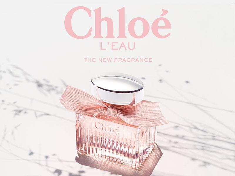 Chloe L'EAU THE NEW FRAGRANCE
