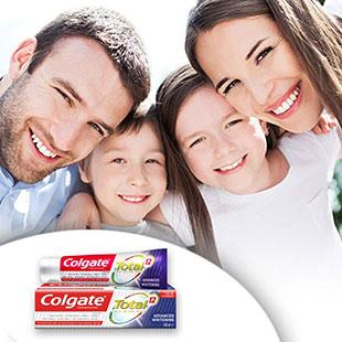 קולגייט-משחות שיניים