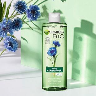 פרח הדרדר הכחול להרגעת העור