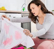המדריך להסרת כתמים מבגדים
