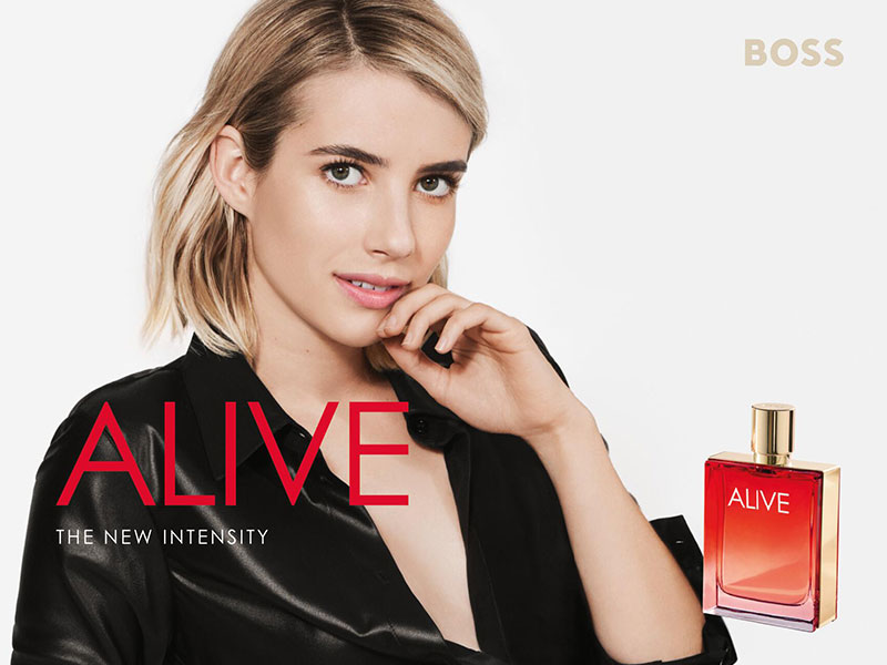 HUGO BOSS - ALIVE