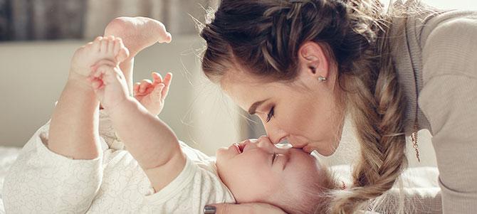להיות הכי קרוב לאמא זו הבטחה ודרך חיים.