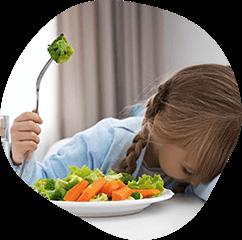 לא אוכל את זה: תוספי תזונה לילדים בררני מזון