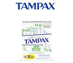למוצרי TAMPAX