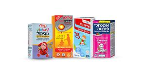 חום וכאבים אצל ילדים ותינוקות