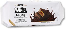 SAPORE עוגות אישיות בציפוי בטעם שוקולד ובמילוי קרם קקאו/חלב
