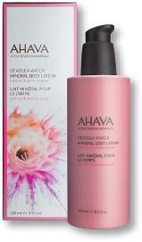 AHAVA תחליב גוף סי קיסיד תחליב גוף מינרלי/ניחוח קקטוס ופלפל ורוד/מינרלי