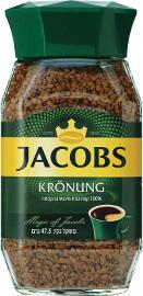 ג'ייקובס קרוננג קפה נמס מיובש בהקפאה