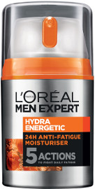 L'OREAL PARIS MEN EXPERT קרם לחות