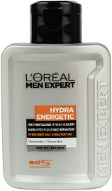 L'OREAL PARIS MEN EXPERT אפטר שייב