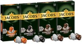 ג'ייקובס קפסולות קפה אספרסו