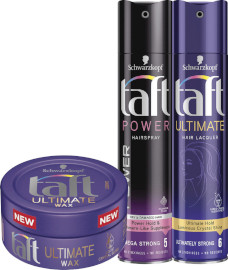 טאפט מגוון* מוצרים לטיפוח השיער