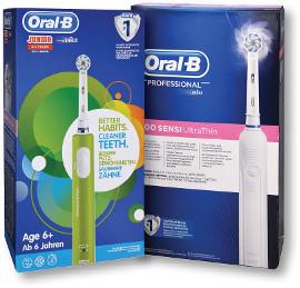 אורל בי מברשת שיניים חשמלית D16/JUNIOR C