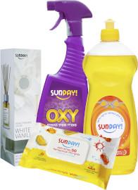 סאנדיי מגוון* מוצרים