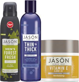 ג'ייסון מגוון* מוצרים