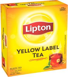 ליפטון תה יילו לייבל
