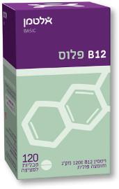 אלטמן B12 פלוס