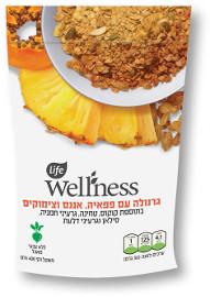 Life Wellness גרנולה