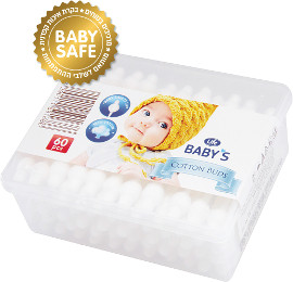 Life BABY'S מקלוני אוזניים בטיחותיים לתינוקות