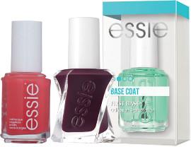 ESSIE מגוון לקים ומוצרי טיפוח לציפורניים