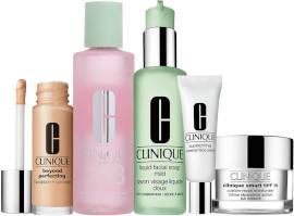 CLINIQUE מגוון* מוצרי איפור וטיפוח