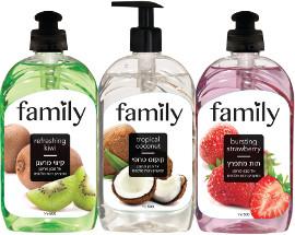 פמלי אל סבון נוזלי