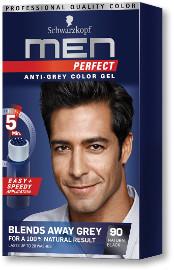 מן פרפקט סדרת צבעי שיער לגבר