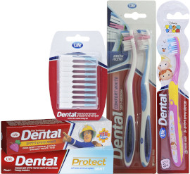 Life Dental מגוון* מוצרים