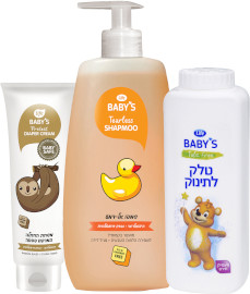 Life BABYS מגוון* מוצרי טיפוח לתינוקות