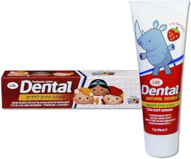 Life DENTAL משחת שיניים לילדים